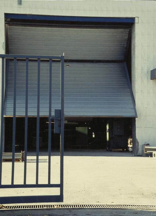Puertas Basculantes en Barcelona