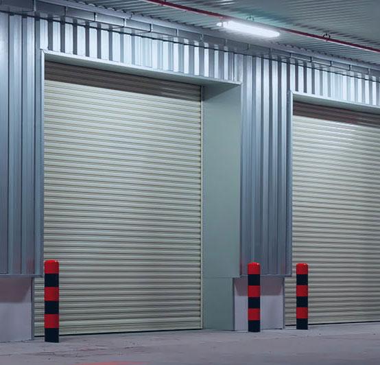 puertas de metal en barcelona